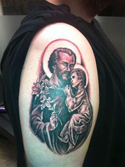 st joseph tattoo