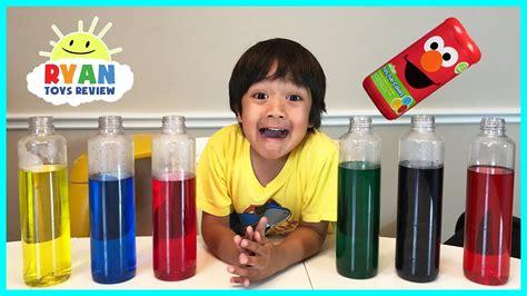 St Kid Echana Fanta best learning colors for children toddlers sesame fizzy tub colors