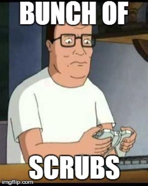 vidya games king of the hill know your meme