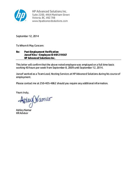 Neutral Reference Letter For Employee 2c Jozsef Neutral Reference Letter 1