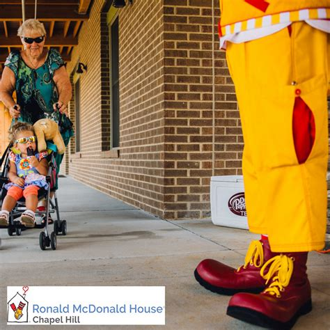 ronald mcdonald house chapel hill surevest insurance group celebrates charity caign benefitting ronald mcdonald house