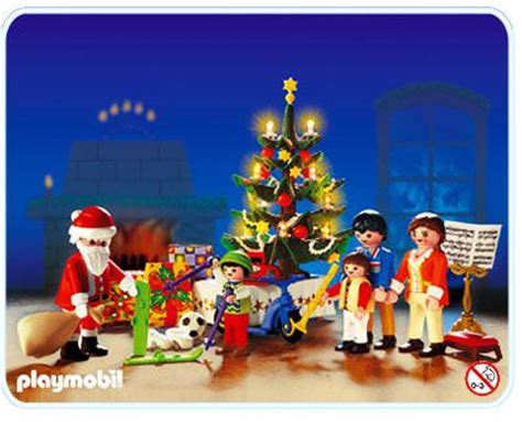 playmobil set 3931 christmas room klickypedia