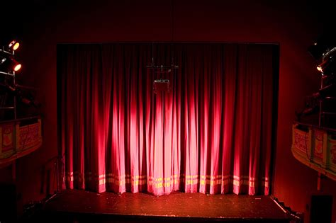 theatre stage curtains the world s a stage 9 words