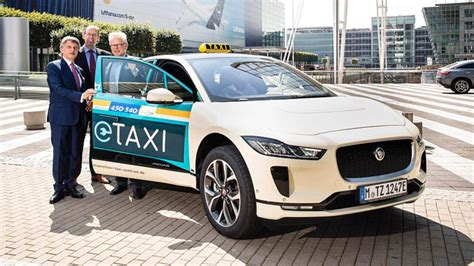 Mercedes In Germany by Jaguar I Pace Targeting Mercedes Taxis In Germany
