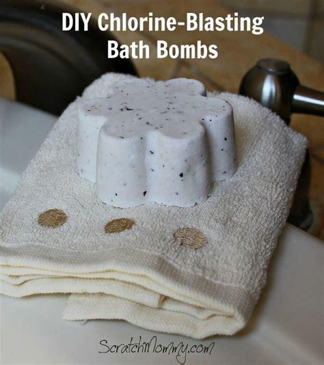 diy pronunciation diy chlorine blasting bath bombs pronounce scratch mommy