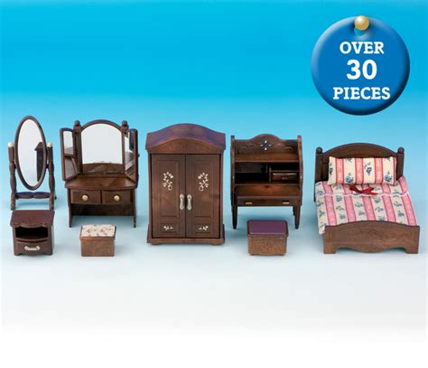 buy luxury master bedroom set  sylvanian families
