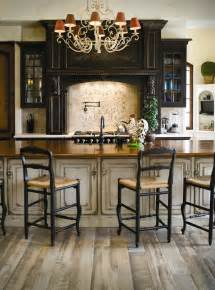 custom wood range hoods add warmth to today s kitchen