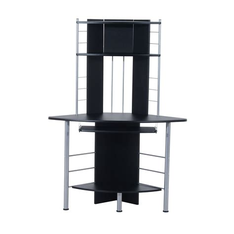 black corner desk with hutch black corner desk with hutch home furniture design