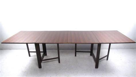 Drop Leaf Conference Table Unique Bruno Mathsson Style Drop Leaf Conference Table For Sale At 1stdibs