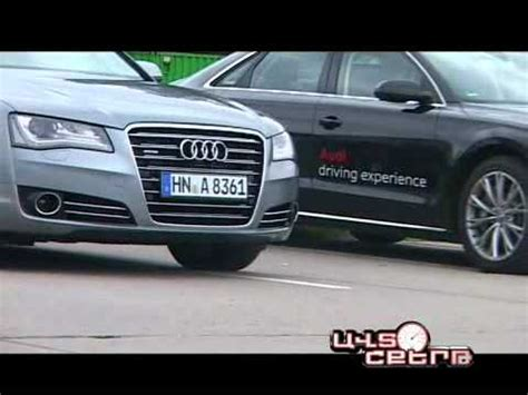 audi a8 test drive audi a8 test drive in germany part 1