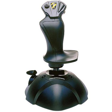Usb Joystick joystick thrustmaster thrustmaster usb pc black from