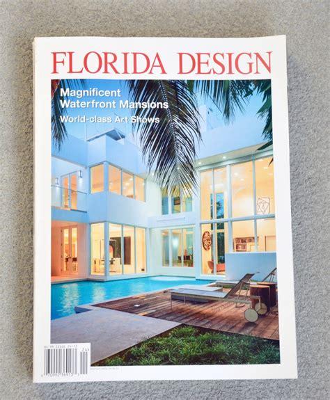 home design magazine florida news general news smart choice landscape co featured in florida design magazine smart