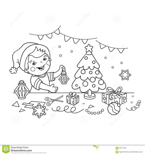 coloring book paper stock coloring page outline of boy