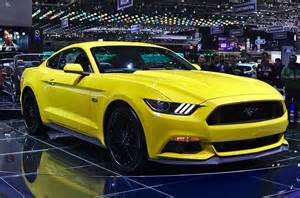 Fords Org Ford Mustang