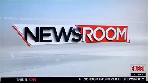 cnn news room cnn newsroom updates logo look newscaststudio