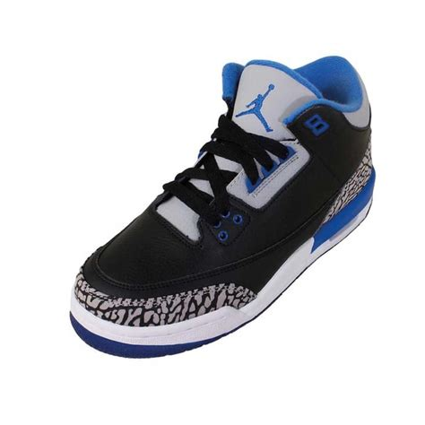 air basketball shoes for nike air 3 retro bg basketball shoekids