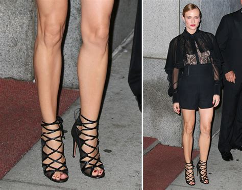 diane shoes diane kruger s carpet shoe is quintessentially a