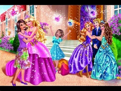barbie film order list of barbie movies youtube