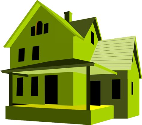house clipart free house free stock photo illustration of a house 14443