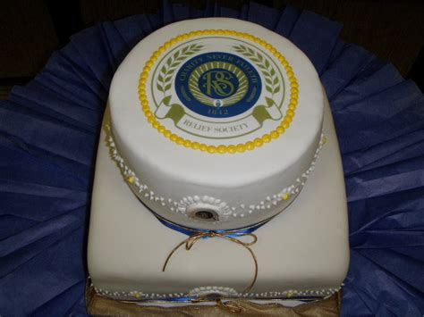 aubrys cakes relief society cake