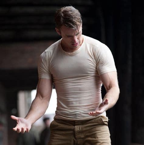Chris Evans Captain America Workout Routine Diet Plan Training Video