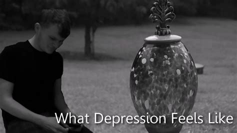 Looks Feels what depression feels like