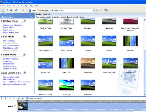 windows movie maker tutorial slow motion edit gopro video with windows movie maker step by step