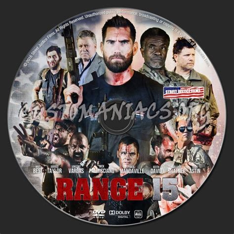 range cover range 15 dvd label dvd covers labels by customaniacs
