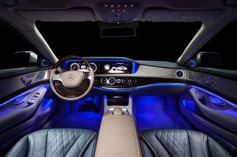 Mercedes Interior Lights by Mercedes S Class Richard Pardon Car And Portrait
