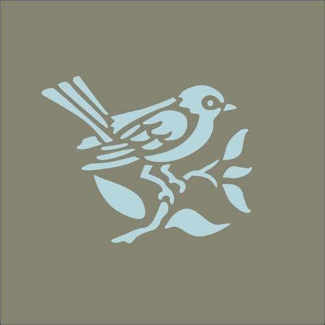 printable wall stencils birds another bird stencil for my chairs bird stencils