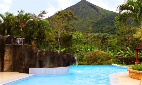 costa rica vacation with airfare in san jos 233 groupon getaways