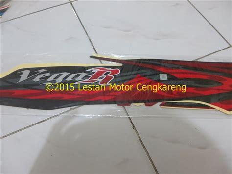 Stiker Striping R 2 jual stiker stripping r new 2008 merah batik