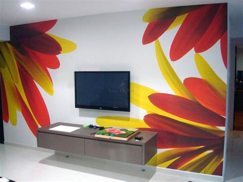 wall painting ideas for home cool wall painting ideas home design ideas unique wall