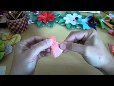 Pouch Flowers Dan Pouch Zigzag 526 best images about origami paper ideas on