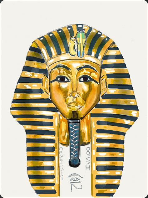 pharaoh s head by cephmyster on deviantart
