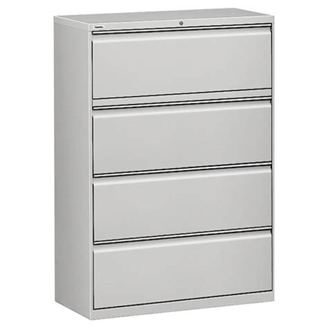 Metal Filing Cabinet Target by Lateral Filing Steel Cabinet With 4 Drawers Target
