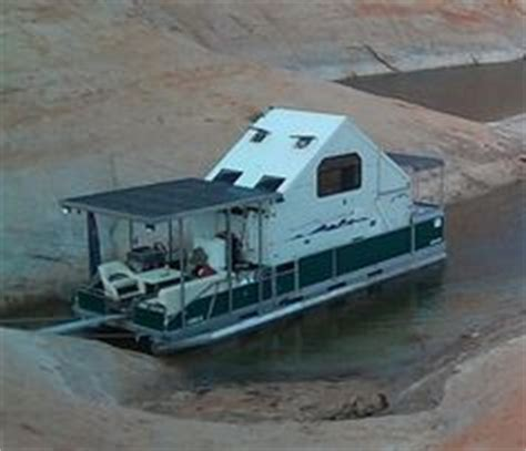 small boat trailer repair house boat pictures pipercraft trailerable houseboat