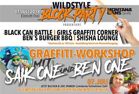 party wildstyle blockparty berlin graffiti