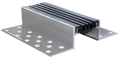 giunti di dilatazione per pavimenti terrazzi giunto per pavimento in alluminio k floor g70 tecno k giunti
