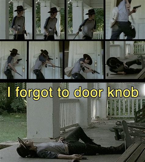 Carl Grimes Memes - 17 best ideas about carl grimes on pinterest carl