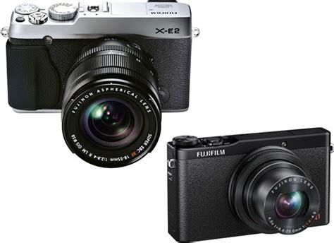 Kamera Fujifilm Xe2 fujifilm x e2 kompakt sistem kamera daha h箟zl箟 otomatik odakla geliyor