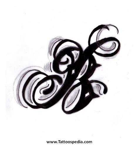 tattoo design letter n letter n tattoos designs 1
