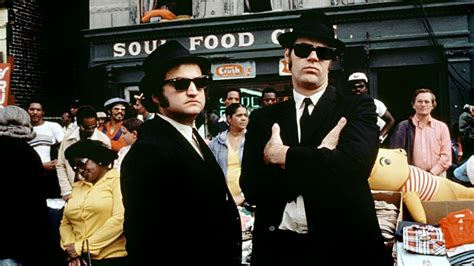 epic tale of bloated blues brothers production shows us