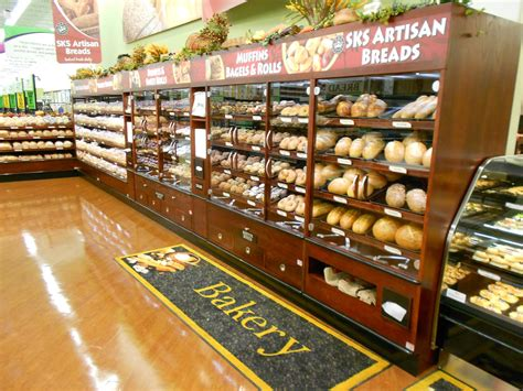 Bakery In by Bakery Displays In Store Application Rw Rogers