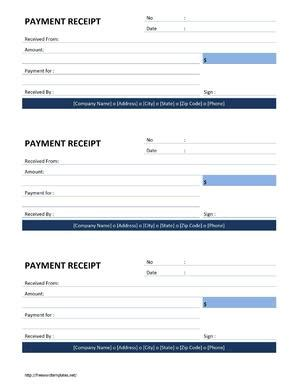 payment receipt template open office payment receipt open office templates