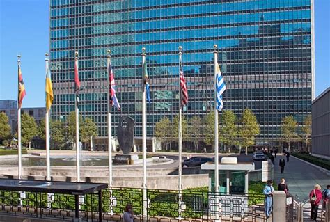 The united nations dining