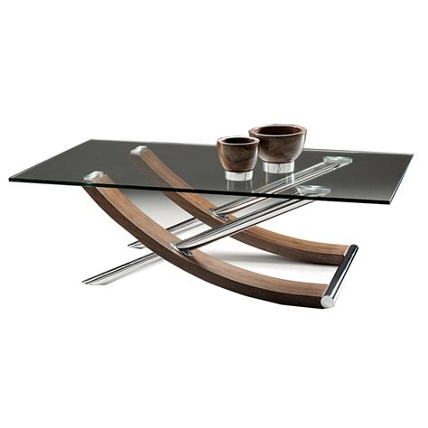 Walnut And Glass Coffee Table Nord Strand Rectangular Glass Coffee Table Walnut Glass Coffee