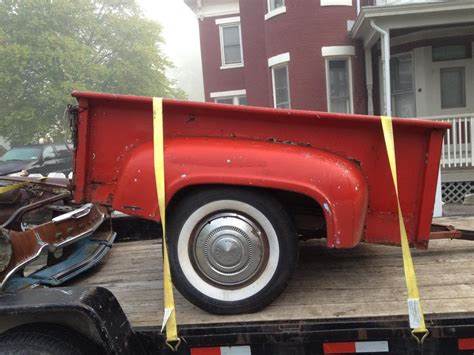 ford truck beds bedroom set out of 1956 ford truck bed the h a m b