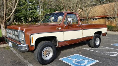gmc trucks for sale 1979 gmc classic 1 ton 4 215 4 v8 for sale
