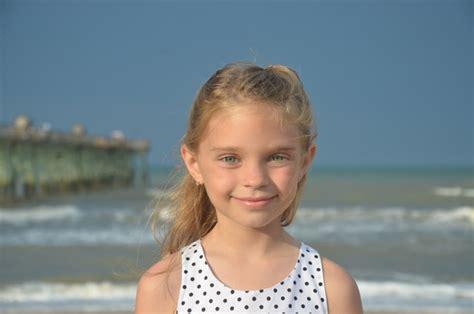 7 year old hair savannah jade kraus little miss flagler county